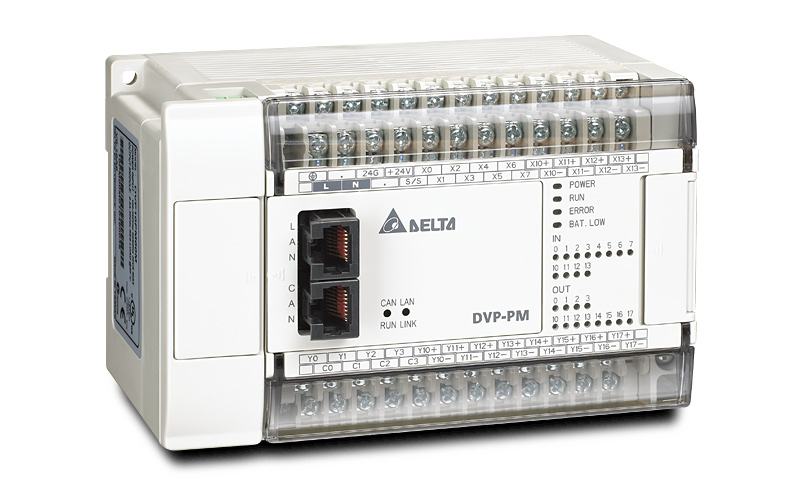 PLC Delta-Download